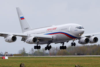 RA-96022 - Russia - Government Ilyushin Il-96