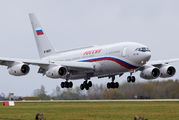 RA-96022 - Russia - Government Ilyushin Il-96 aircraft