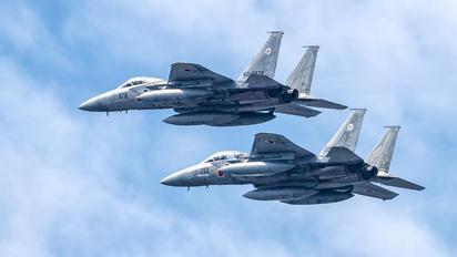 62-8878 - Japan - Air Self Defence Force Mitsubishi F-15J