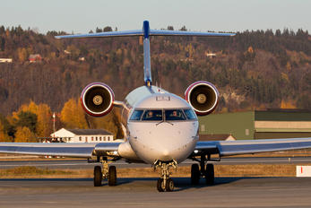 EI-FPF - SAS - Scandinavian Airlines Bombardier CRJ-900NextGen