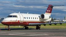 XA-TZF - Private Bombardier CL-600-2B16 Challenger 604 aircraft
