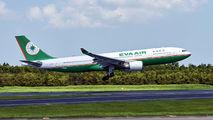 B-16308 - Eva Air Airbus A330-200 aircraft