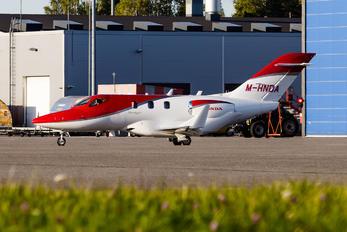 M-HNDA - Honda Aerospace Honda HA-420 HondaJet