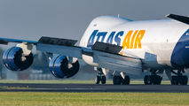 N855GT - Atlas Air Boeing 747-8F aircraft