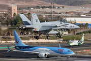 C.15-90 - Spain - Air Force McDonnell Douglas F/A-18A Hornet aircraft