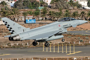 MM7331 - Italy - Air Force Eurofighter Typhoon