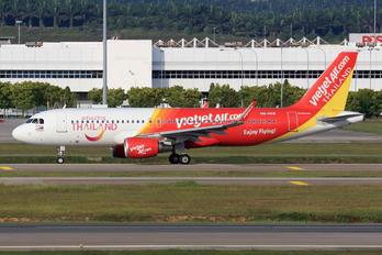 HS-VKB - Thai Vietjet Airbus A320