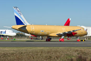 F-WWBO - IndiGo Airbus A320 NEO