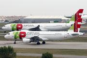 CS-TNX - TAP Portugal Airbus A320 aircraft