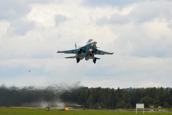 05 - Russia - Air Force Sukhoi Su-34