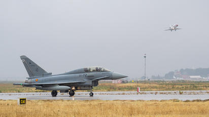 CE.16-03 - Spain - Air Force Eurofighter Typhoon