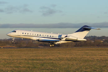N905T - Private Bombardier BD-700 Global Express