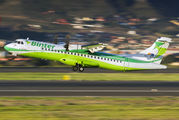 EC-JEV - Binter Canarias ATR 72 (all models) aircraft