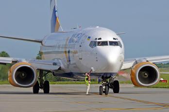 UR-UTP - Azur Air Ukraine Boeing 737-800
