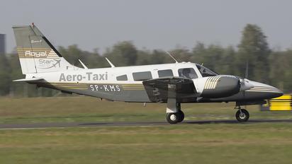 SP-KMS - Royal Star Aero Piper PA-34 Seneca