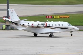 D-CAAA - DC Aviation Cessna 560XL Citation XLS