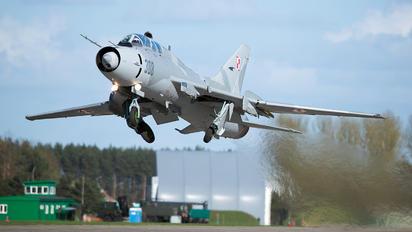 308 - Poland - Air Force Sukhoi Su-22UM-3K