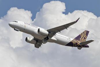 VT-TTN - Vistara Airbus A320