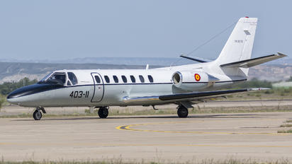 TR.20-01 - Spain - Air Force Cessna 560 Citation Ultra