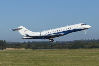 G-SANL - Private Bombardier BD-700 Global Express