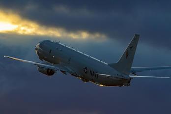 168857 - USA - Navy Boeing P-8A Poseidon