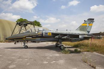 MM7162 - Italy - Air Force AMX International A-11 Ghibli