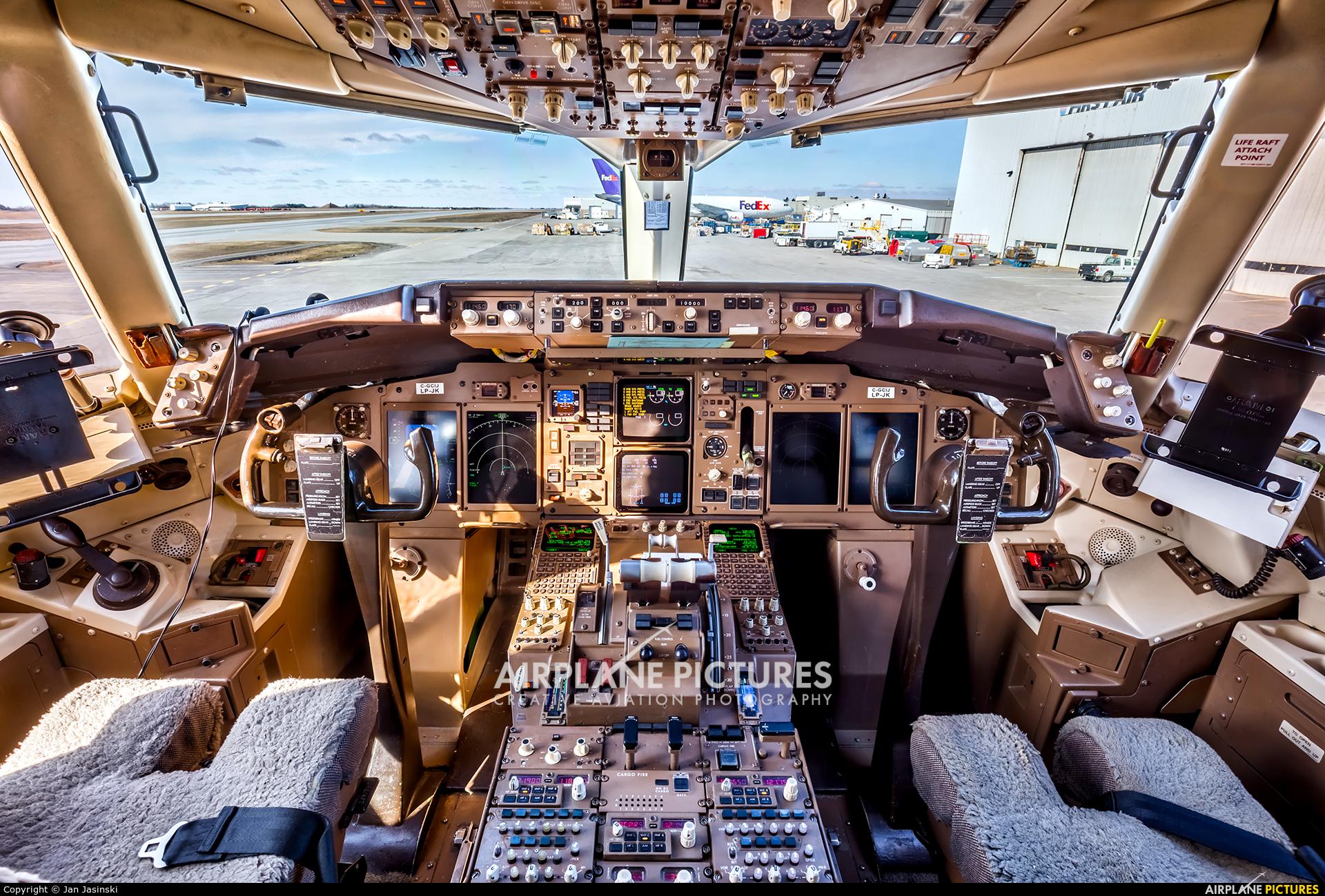 Cargojet Airways C-GCIJ aircraft at Ottawa - Macdonald-Cartier Intl, ON
