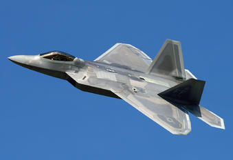 09-4179 - USA - Air Force Lockheed Martin F-22A Raptor
