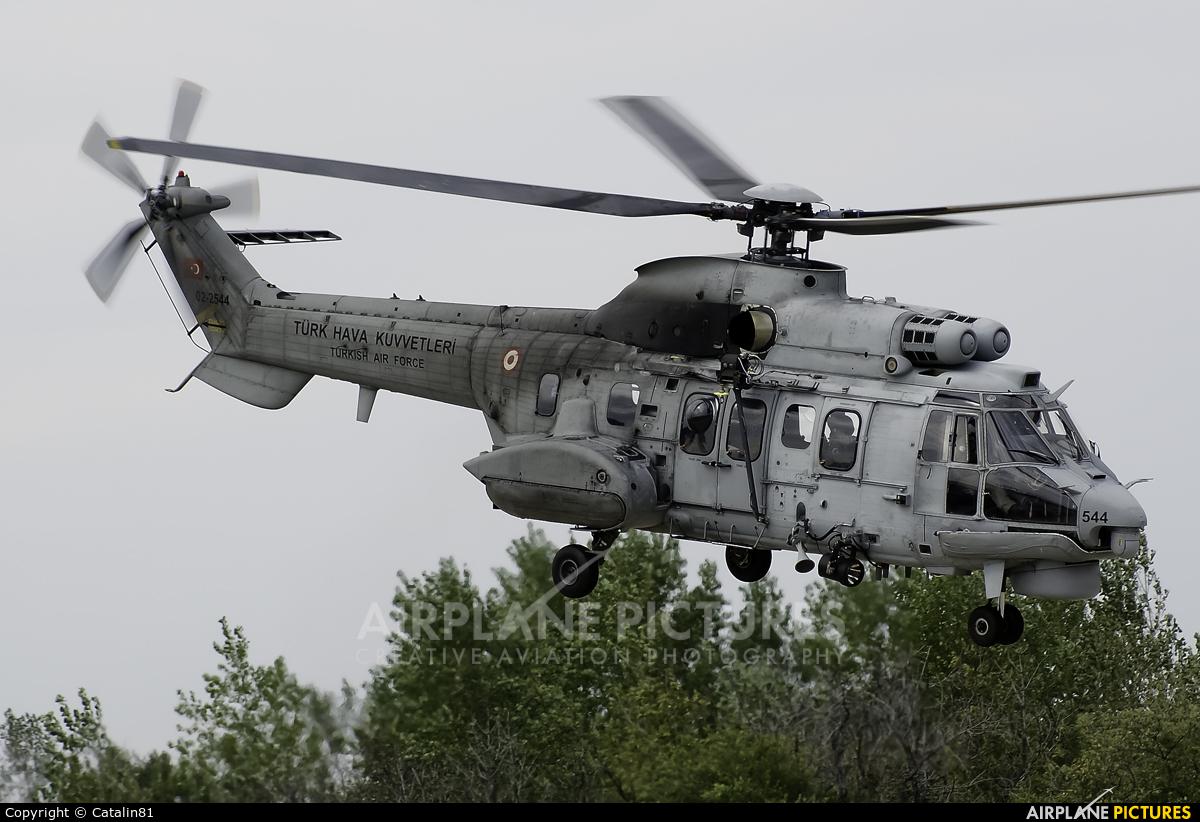 Turkey - Air Force 02-2544 aircraft at Craiova