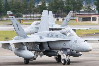 163174 - USA - Marine Corps McDonnell Douglas F/A-18A Hornet