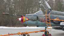 7411 - Poland - Air Force Sukhoi Su-22M-4 aircraft