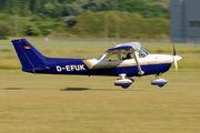D-EFUK - Private Cessna 172 Skyhawk (all models except RG) aircraft