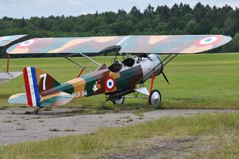 OK HUI04 - Private Morane Saulnier MS.185