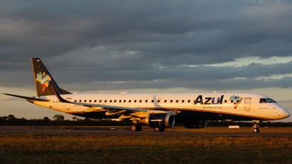 PR-AYW - Azul Linhas Aéreas Embraer ERJ-195 (190-200)
