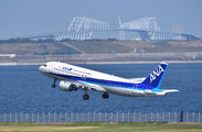 JA8654 - ANA - All Nippon Airways Airbus A320 aircraft