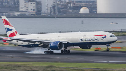 G-STBF - British Airways Boeing 777-300ER