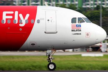 9M-AHF - AirAsia (Malaysia) Airbus A320