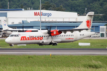 9M-LMR - Malindo Air ATR 72 (all models)