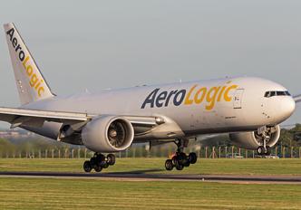D-AALG - AeroLogic Boeing 777F