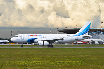 VP-BHW - Yamal Airlines Airbus A320