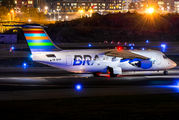 SE-DSP - BRA (Sweden) British Aerospace BAe 146-300/Avro RJ100 aircraft