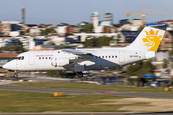 SE-DJO - Malmo Aviation British Aerospace BAe 146-200/Avro RJ85