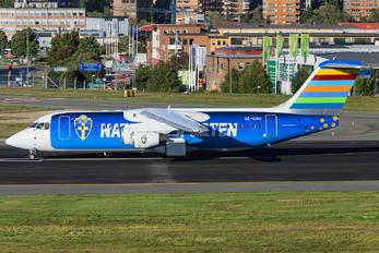 SE-DSU - BRA (Sweden) British Aerospace BAe 146-300/Avro RJ100