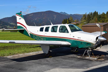 D-ECWJ - Private Beechcraft 36 Bonanza
