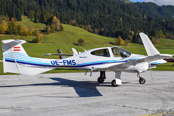 OE-FMS - Private Diamond DA 42 Twin Star