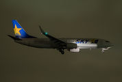 JA73NY - Skymark Airlines Boeing 737-800 aircraft