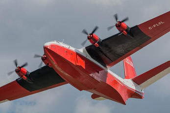 C-FLYL - Coulson Flying Tankers Martin Mars