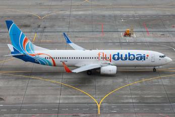 A6-FDK - flyDubai Boeing 737-800