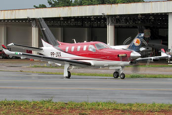 PP-JXX - Private Socata TBM 900