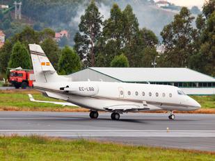EC-LBB - Private Israel IAI 1126 Gulfstream G200 Galaxy
